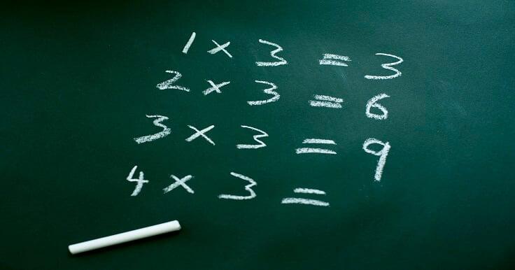تحفيظ جدول الضرب للأطفال بسهولة