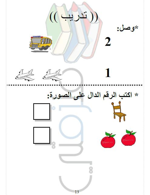 تعليم الاطفال الحساب بطريقة سهلة