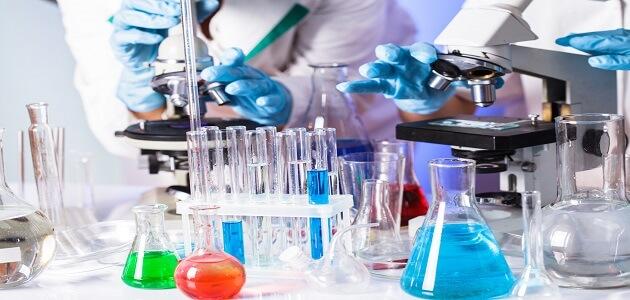 بحث عن الكيمياء في حياتنا المعاصرة