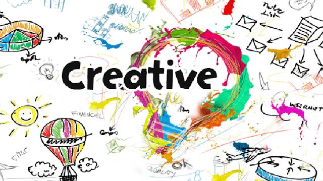 موضوع تعبير عن الابداع والابتكار بالعناصر