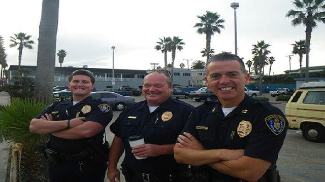 موضوع تعبير عن رجال الشرطة بالعناصر