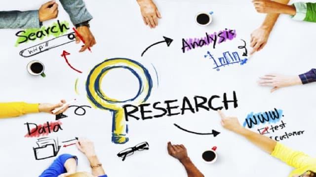خطوات البحث العلمي بالترتيب مع مثال