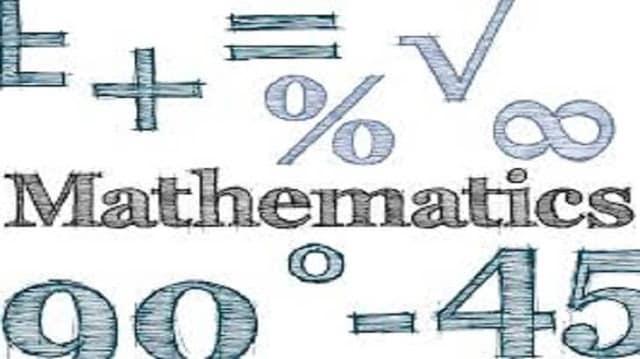 بحث عن الرياضيات في حياتنا اليوميه