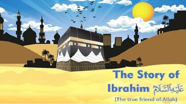قصة ابراهيم عليه السلام في القران الكريم