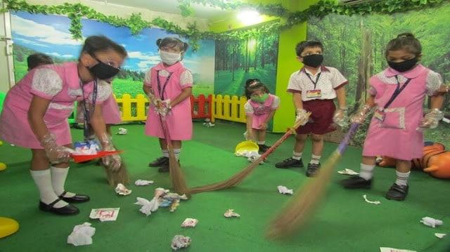 اذاعة مدرسية عن النظافة من الايمان