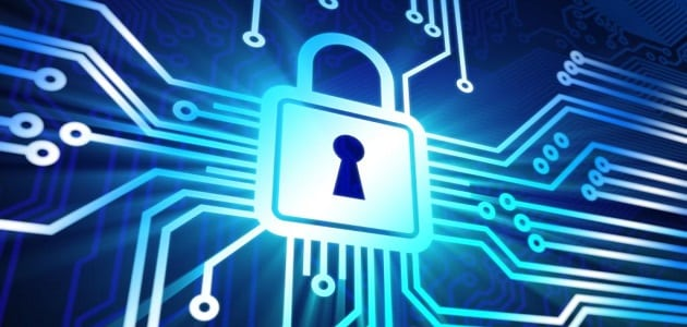 بحث عن أمن المعلومات والبيانات
