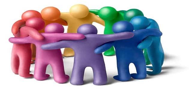 بحث كامل عن التعاون بين الناس
