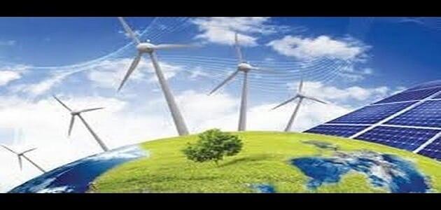 تعتبر الطاقة من من المواضيع الهامة وذلك نظرا لاهميتها لكل البشر