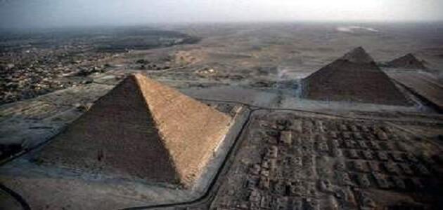 بحث عن الحضارة المصرية القديمة مع المراجع