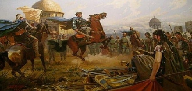 بحث عن صلاح الدين الايوبى واهم اعماله وانجازاته