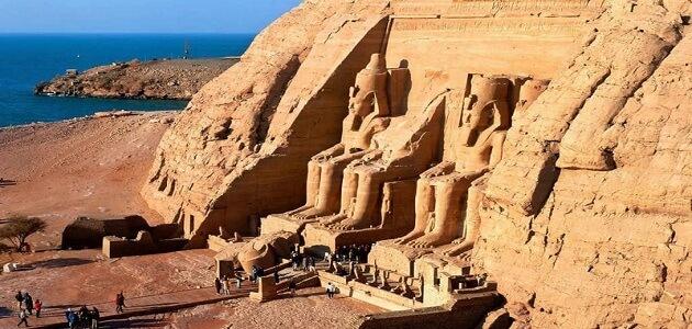 بحث عن نهر النيل ودوره فى قيام الحضارة المصرية القديمة