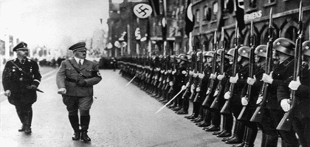 بحث كامل عن اسباب الحرب العالمية الثانية ونتائجها