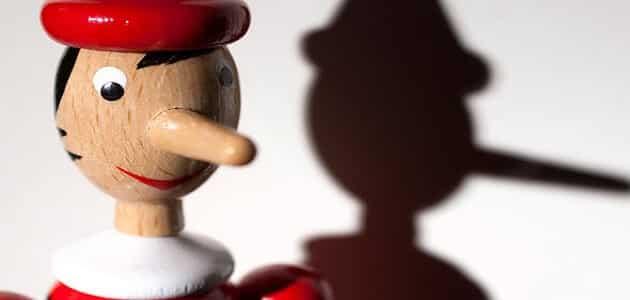 بحث عن الصدق والكذب كامل (1)