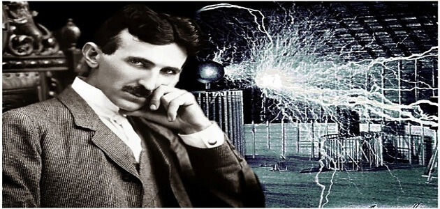 بحث عن اهم اختراعات العالم نيكولا تسلا في الفيزياء