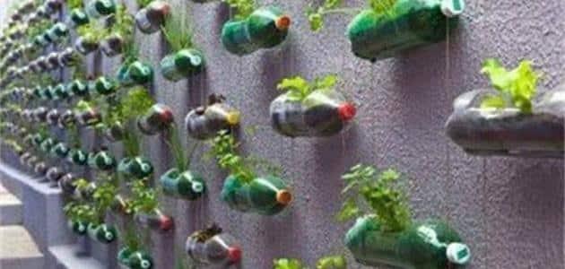 20 فكرة رائعة لاستخدام الزجاجات البلاستيك الفارغة