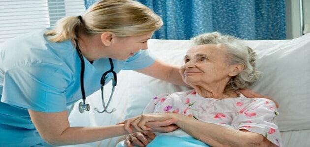 بحث عن دور رعاية المسنين في مصر
