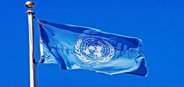بحث عن هيئة الأمم المتحدة وأهدافها