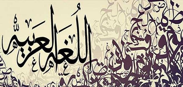 موضوع تعبير عن اللغة العربية الفصحى