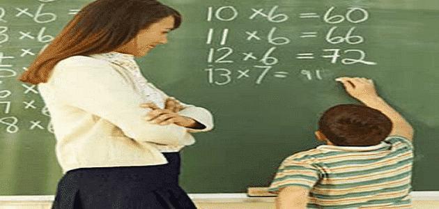 موضوع تعبير عن دور المعلم في حياة الطلاب بالعناصر