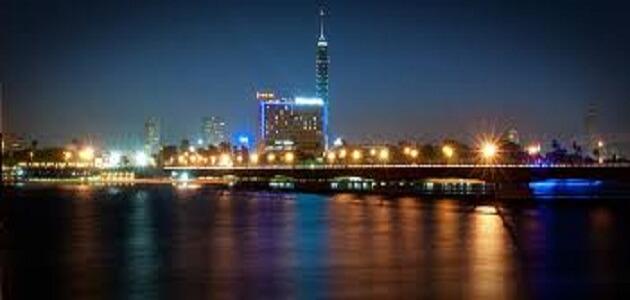 موضوع تعبير عن نهر النيل الماء سر الحياة