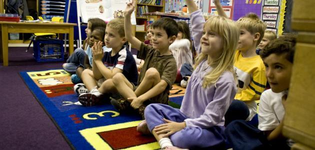 وسائل تعليمية حديثة لرياض الاطفال