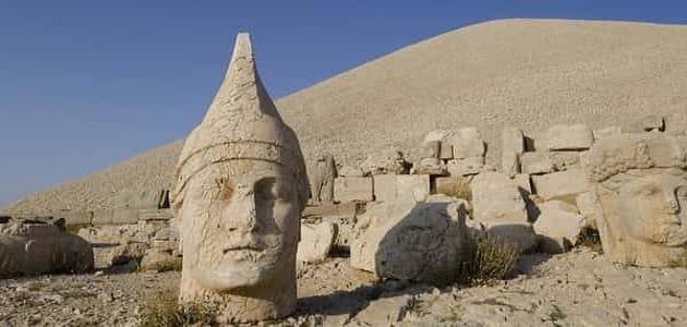 حضارة بلاد الشام مع الصور