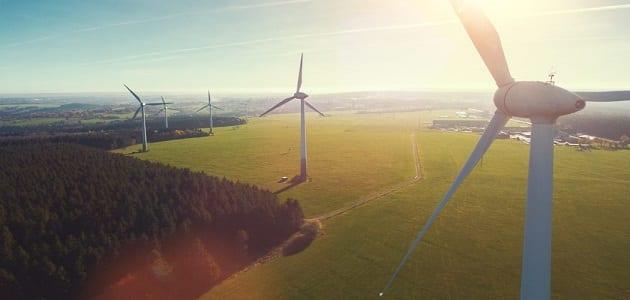 بحث عن الطاقة المتجددة والغير متجددة