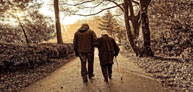 بحث عن كيفية رعاية المسنين في الخدمة الاجتماعية