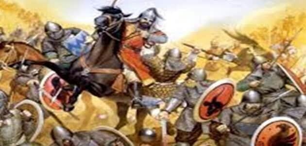 قصة معركة اجنادين واليرموك في الإسلام