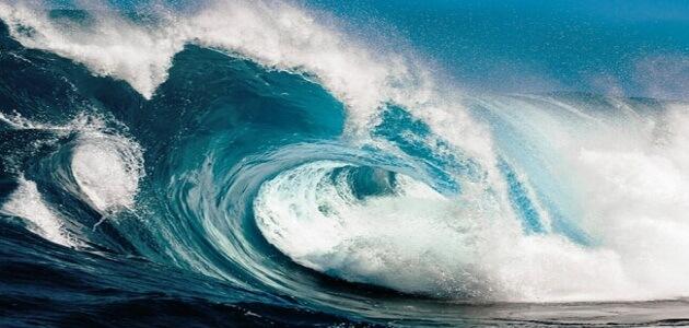 كيف تتحرك البحاروالمحيطات