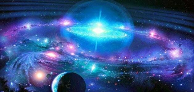 كيف خلق الكون علميًا