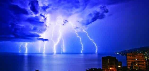 ما هو الرعد والبرق علميًا