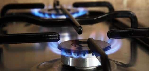 ما هو الغاز المستخدم للطبخ