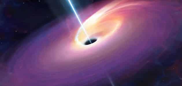 ما هو تعريف الثقب الأسود
