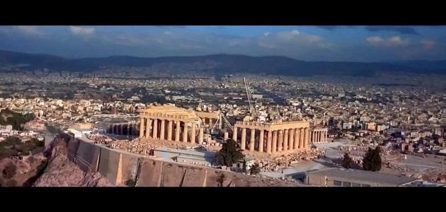 ما هي الحضارة اليونانية القديمة