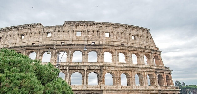 اثار رومانيه قديمه