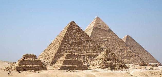 عوامل قيام الحضارة المصرية القديمة
