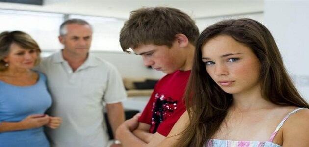 كيفية التعامل مع المراهقين