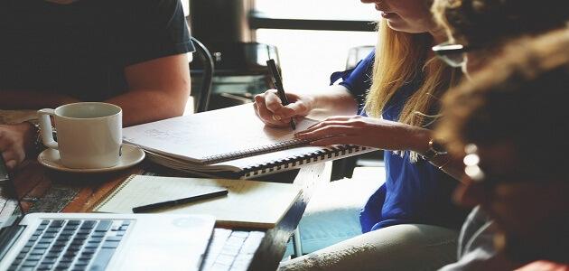 كيفية كتابة نبذة شخصية بالتفصيل