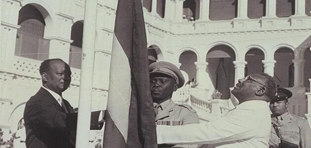 كيف تم استقلال السودان