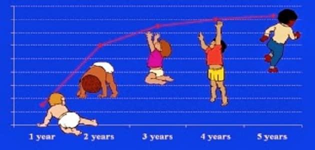 مراحل الطفولة وخصائصها في علم النفس