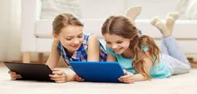 أثر التكنولوجيا على سلوك الأطفال