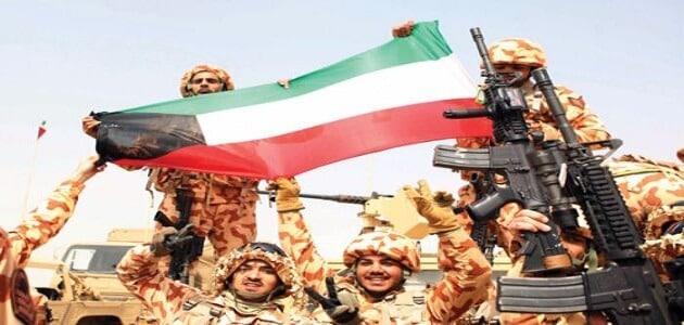 تاريخ تحرير دولة الكويت