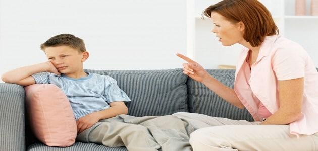 كيفية تربية أولادي دون ضرب