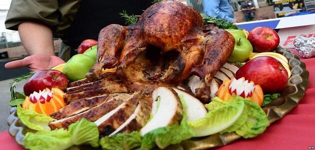 ما هو اصل عيد الشكر