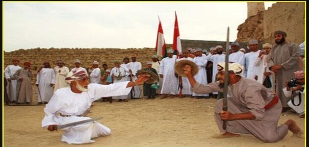 مظاهر العيد في سلطنة عمان