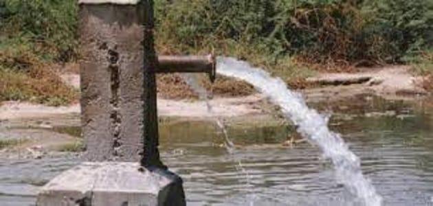 كيف تحفر بئر ماء بالخطوات