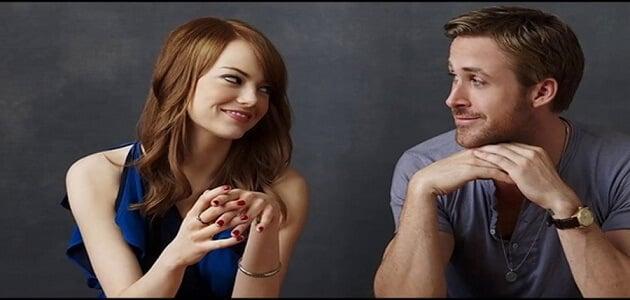 علم النفس و لغة العيون في الحب