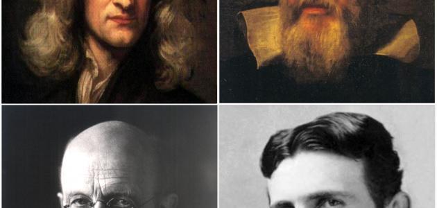 بحث عن تاريخ علماء لهم إسهامات في علم الميكانيكا