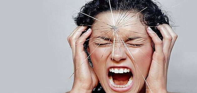 اضرار الغضب على الجسم